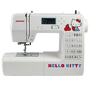 Janome 18750 Hello Kitty Computerized Sewing Machine