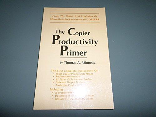 Price comparison product image The Copier Productivity Primer