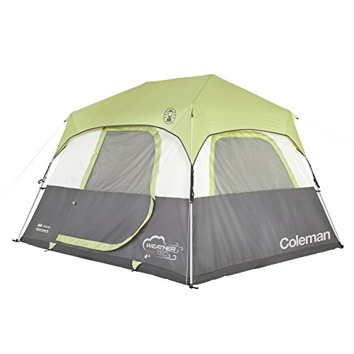 Coleman Instant Cabin 6 Tent with rainfly