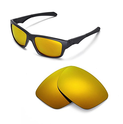 bac7ed41e191c Walleva Replacement Lenses for Oakley Jupiter Squared Sunglasses - Multiple  Options Available (24K - Polarized) - Buy Online in Oman.