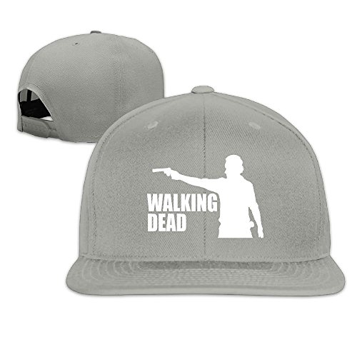 Edongquwe The Walking Dead Flat Bill Snapback Adjustable, used for sale  Delivered anywhere in USA