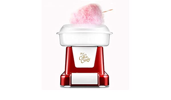 Candy Floss Maker Electric Retro Professional Diy Machine ...
