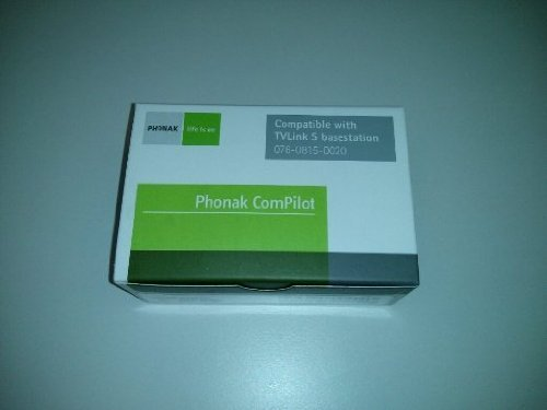 Phonak ComPilot by Phonak by Phonak
