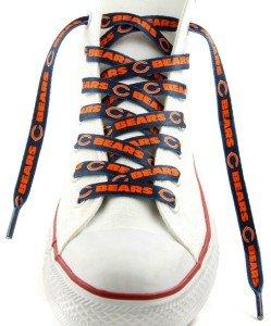 Chicago Bears Shoe Laces