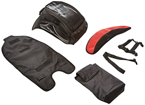 Cortech 8230-0805-18 Black Super 2.0 Sloped Tank Bag
