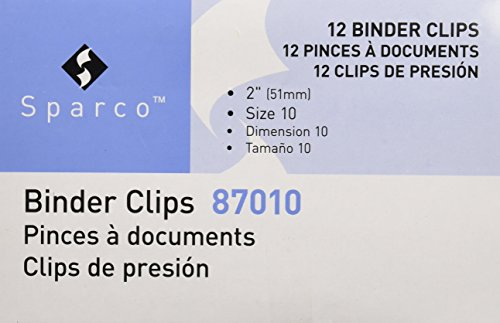Richards Company Binder Capacity SPR87010