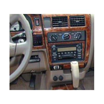 Amazon.com: TOYOTA TACOMA 2001 2002 2003 2004 INTERIOR BURL WOOD DASH TRIM KIT SET: Automotive