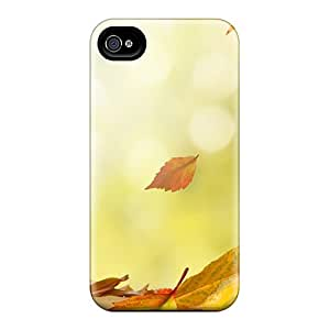 Richavans Iphone 4/4s Hybrid Tpu Case Cover Silicon Bumper Tears Of Fall