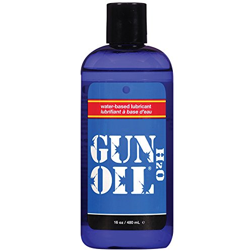 Gun Oil H2O Water Based Lubricant 16 oz by Gun Oil