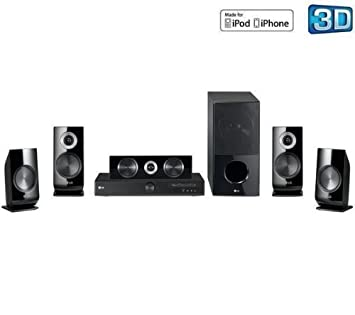 LG Pack amplificador 3D + altavoces SR906SB + Cable coaxial digital audio F3Y095BF2M: Amazon.es: Electrónica
