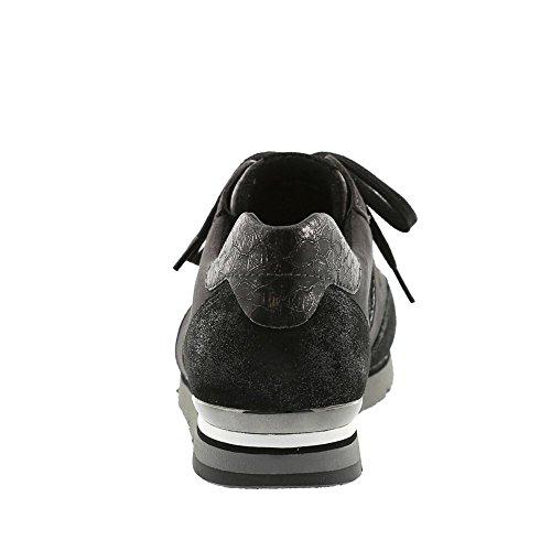 Gabor Women's, Alp, Sneakers Multicolor (Schw/Carbo/Argento 49)