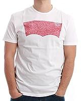Levi's - T-shirt - Homme Blanc Blanc