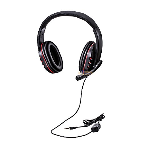 Picozon 3 5mm Plug Gaming Headset Headphone With