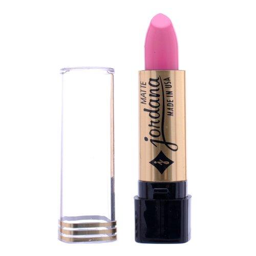 Jordana Matte Lipstick Smooth New Shades 55 Pink Showstopper (Jordana New Matte)