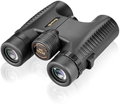Emarth Binoculars 10X26 Portable Compact Binocular High Definition Telescopes for Bird Watching / Viewing / Outdoor