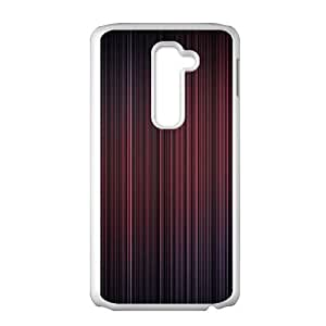 Aesthetic line pattern fashion phone case for LG G2 by ruishername