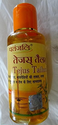 patanjali-tejas-tailam-for-better-beautiful-hair-muscle-strength-and-attractive-and-beautiful-skin