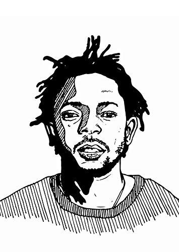 Amazon Com Divine Posters Kendrick Lamar Duckworth Rapper Hip Hop