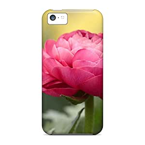 Premium Ranunkulyus Asian Buttercup Heavy-duty Protection Cases For Iphone 5c