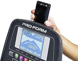 Proform 4.0 RT vertical Bike - PFEX13813, Talla única, Gris/Negro ...