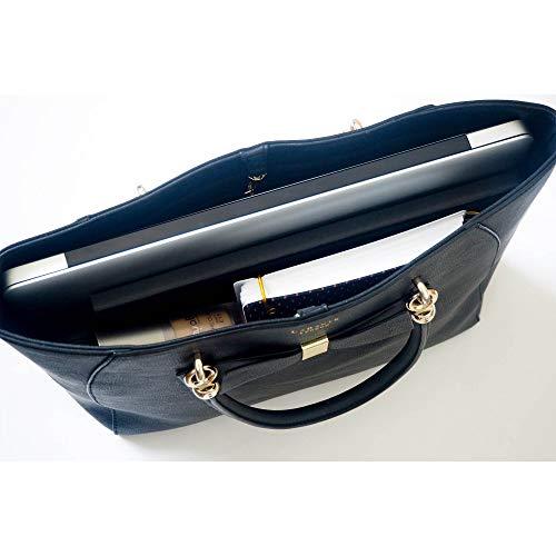 cuoio LaBante classico in spalla vegan borsetta PU nero Lavoro Donna tote shopper medio 'Wilde' giornaliero pelle BBqgxtrwT