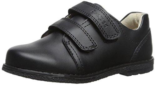 pediped Flex Alex School Shoe (Toddler/Little Kid/Big Kid), Black, 29 EU (12-12.5 E US Little Kid) (Pediped Boys Dress Shoes)