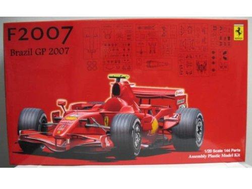 Fujimi GP11 090481 F1 Ferrari F2007 Brazil 1/20 Scale Kit Toy