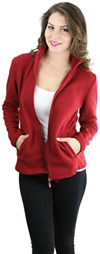 ToBeInStyle Womens Collar Fleece Sleeve product image