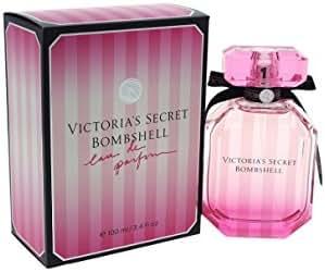 Victoria's Secret Bombshell Eau de Parfum Spray for Women, 3.4 Fl Oz