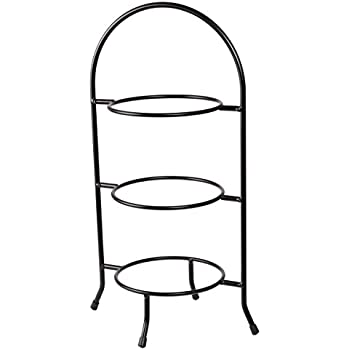 Creative Home 73044 3-Tier Dessert Plate Rack 18.5-Inch H  sc 1 st  Amazon.com & Amazon.com: Creative Home 73044 3-Tier Dessert Plate Rack 18.5-Inch ...