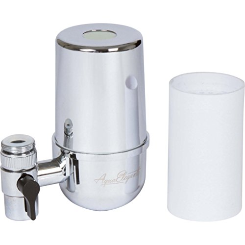 aqua elegante advanced tap water faucet filter best