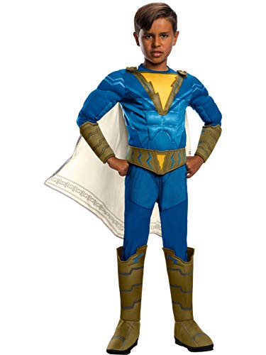 Shazam! Movie Child's Deluxe Freddy Costume, Medium]()