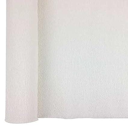 8ft Length//20in Width Just Artifacts Premium Crepe Paper Roll Color: Blue Violet Hybrid