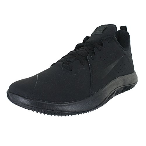 Nike Men's Fly.by Low Basketball Shoe Black/Anthracite 11