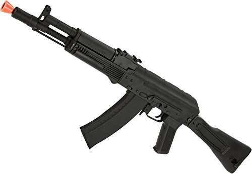 Evike CYMA CM047D Full Metal AK102 with Side Folding Full Stock Airsoft AEG -