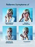 Elitehood Nasal Rinse Sinus Rinse Packets, 50 Ct