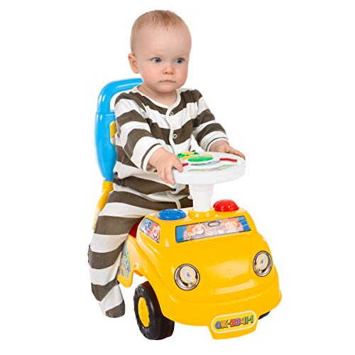 Amazon.com: Lil Rider Ride On Activity Car- Coche de paseo ...