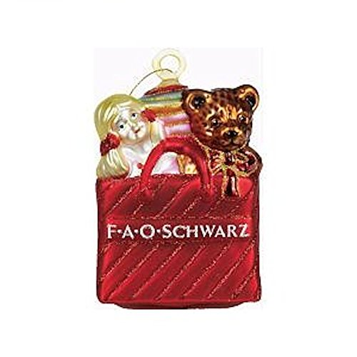 FAO Schwarz 2009 Limited Edition Holiday Ornament - Shopping ()
