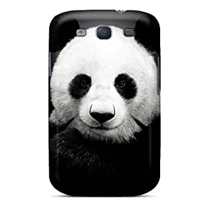 New Arrival Animals Panda CgSORXT8615xWKdr Case Cover/ S3 Galaxy Case