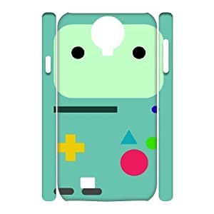Adventure Time Beemo Design Unique Customized 3D Hard Case Cover for SamSung Galaxy S4 I9500, Adventure Time Beemo Galaxy S4 I9500 3D Cover Case by Maris's Diary