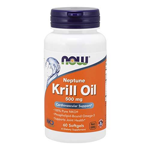 腐敗宗教的な半導体[海外直送品] ナウフーズ   Neptune Krill Oil 60 Sgels 500 mg