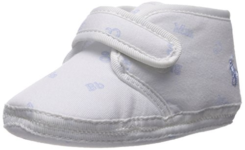 Ralph-Lauren-Layette-Kids-Cozy-WhiteBlue-Boot