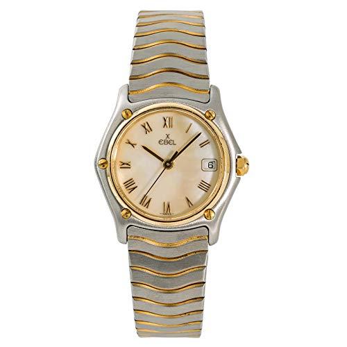 Ebel Wave Watch - Ebel Wave Quartz Female Watch 183908 (Certified Pre-Owned)