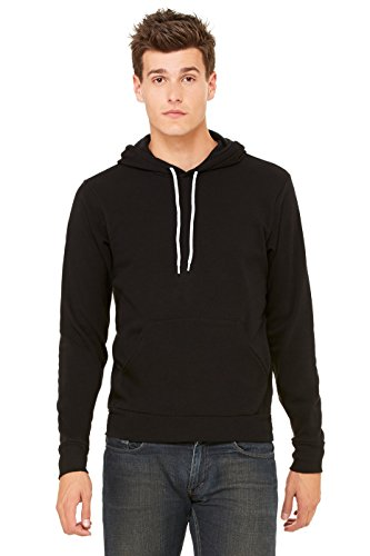 Zara Yoga Studio |LA| Unisex Poly-Cotton Fleece Pullover Hoodie (XLarge - Common Outlet Woodbury