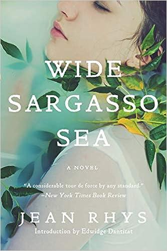 Wide Sargasso Sea: Rhys, Jean, Danticat, Edwidge: 9780393352566 ...