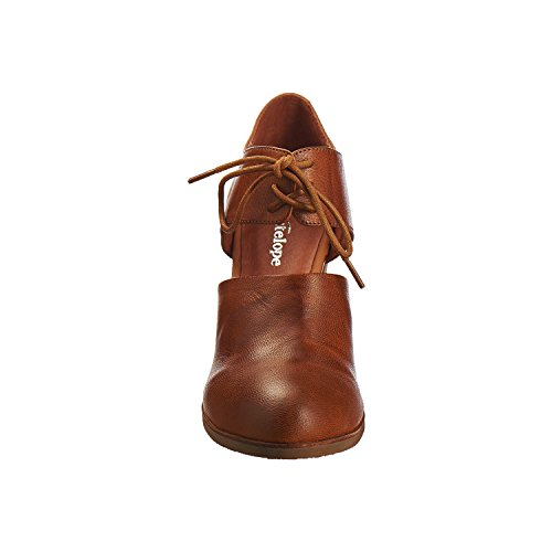 Antilope 770 Mary Janes Tobacco