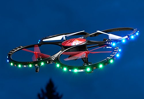 Amazoncom Sharper Image Video Camera Drone With Led Lights Cell