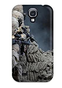 High Quality Us Army Iphones Case For Galaxy S4 / Perfect Case