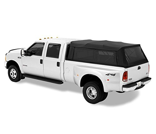 Bestop 76317-35 Black Diamond Supertop for Truck Bed Cover 1994-2017 Ram 1500/2500/3500 (w/o Rambox); 1999-2017 Ford F-250/F-350, 8.0' bed