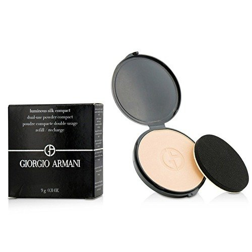(Giorgio Armani Luminous Silk Powder Compact Refill - # 5 9g/0.31oz)